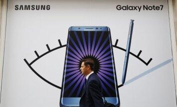"""ОПРОС: Потеряла ли Samsung из-за """"зажигалок"""" Note 7 ваше доверие?"""