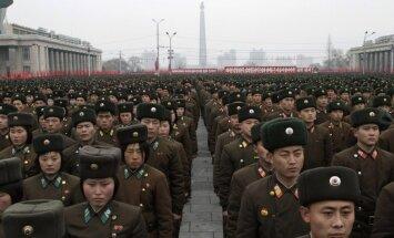 Ziemeļkoreja atklājusi Ķīnai, ka ir gatava jauniem kodolizmēģinājumiem