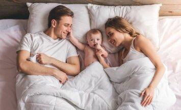 Vecmātes ieteikumi par kontracepcijas izvēli ar krūti barojošām mammām