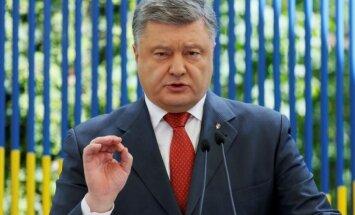 Порошенко: если Россия не прекратит огонь на Донбассе, то Европа продлит санкции