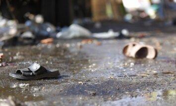 Austrumgutas galvenās slimnīcas bombardēšanā vaino Krieviju