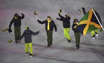 Dažas dienas pirms sacensību sākuma izceļas skandāls Jamaikas bobsleja izlasē