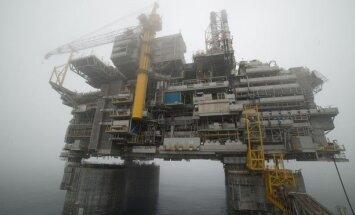 'Rosneft' un 'ExxonMobil' Tālajos Austrumos atklāj gigantisku naftas platformu 'Berkut'