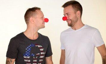 Mazo pacientu atbalsta akcija 'Smiekli ārstē!' kļūst populārāka
