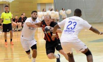 'Celtniekam' sāpīga izstāšanās no EHF Izaicinājuma kausa turnīra