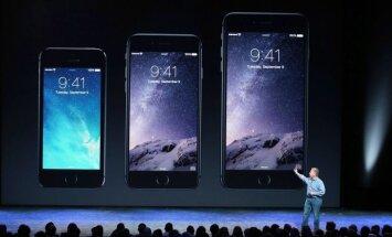 Latvijā sāk tirgot jaunos 'iPhone 6'; cena - 999 eiro