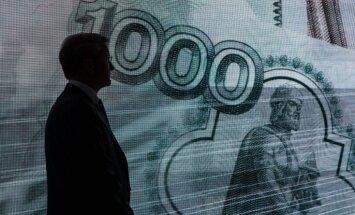 Krievijā atsākas neliels kredītu bums – aprīlī 35% mašīnu pirktas līzingā