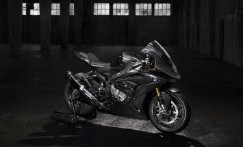 BMW visekskluzīvākais motocikls 'HP4 Race'