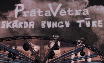 Noderīga informācija 'Prāta vētras' koncerta apmeklētājiem Ventspilī