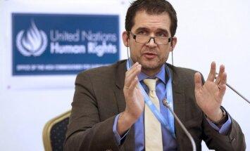 Pēc puča mēģinājuma Turcijā izplatījusies spīdzināšana, norāda ANO eksperts