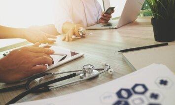E-veselības sistēma ir funkcionējoša, pārliecināts veselības dienests