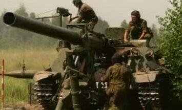 Krievija uz Donbasu nosūtījusi pašgājēja mīnmetēju 'Tulpan' bateriju, paziņo eksperts