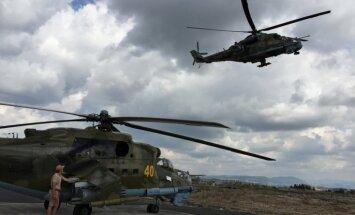 Reuters: cирийские повстанцы подбили российский вертолет