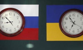 Krievija aptur brīvās tirdzniecības līgumu ar Ukrainu