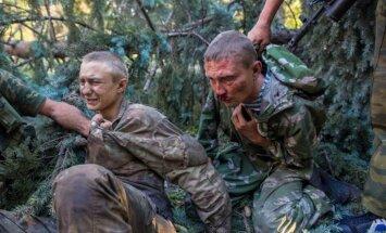 Aptuveni 500 Ukrainas tiesībaizsardzības darbinieku joprojām atrodas nebrīvē