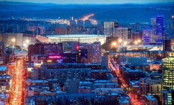 Putinu kritizējošais Jekaterinburgas mērs aicina boikotēt prezidenta vēlēšanas