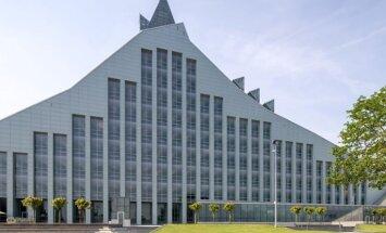 2015. gada balvu Rīgas arhitektūrā saņem Gaismas pils