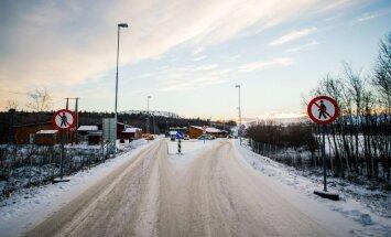 Krievijā par spiegošanu aiztur Norvēģijas pilsoni