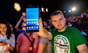 Названа дата начала продаж в Латвии смартфона Samsung Galaxy Note 7