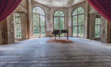 5 pamestas un spocīgas vietas Berlīnes pievārtē