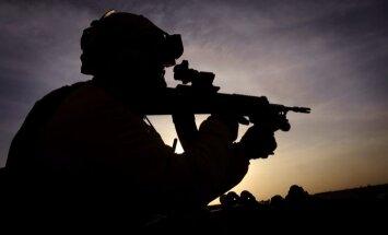 ASV uz Lībiju pēc vēstnieka nogalināšanas nosūta militāros kuģus un jūras kājniekus