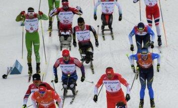 Phjončhanas paralimpiskajās spēlēs konstatētas 10 pozitīvas dopinga analīzes