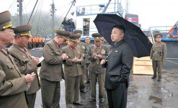 Ķīna Phenjanai izdevusi Laosā notvertus ziemeļkorejiešu bēgļus; ASV pauž satraukumu