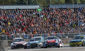 'Neste World RX of Latvia' atzīts par labāko 2016. gada 'World RX' čempionāta posmu