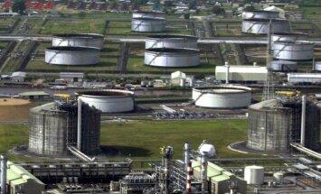 Desmit mēnešos no Latvijas izvests par 20,28% mazāk naftas produktu