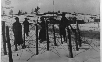 Unikāli kinohronikas kadri: Ziemassvētku kaujas un Pirmais pasaules karš Latvijā
