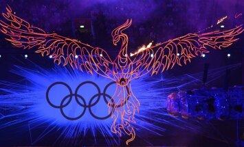 Sports 2012: Londonas olimpiskās spēles, triumfa mirkļi un Ārmstronga afēra