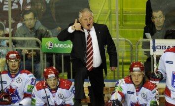 CSKA atlaiž galveno treneri Šupleru