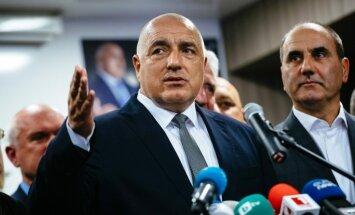Bulgārijas parlamenta vēlēšanās visvairāk balsu izcīnījusi partija GERB, liecina aptaujas