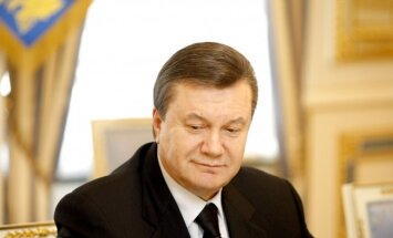 Янукович: украинская экономика больна