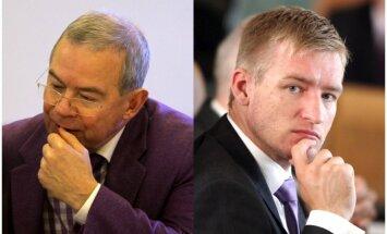'Zaglim (..) jāsēž cietumā' – ziņa vai viedoklis, tiesā strīdas Lemberga un Sprūdža advokāti