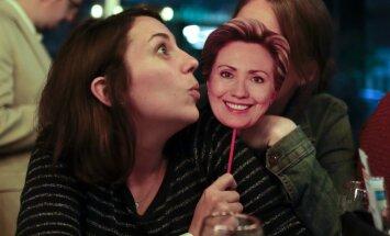 Pēc Trampa uzvaras Hilarija nesaka tradicionālo zaudējuma runu