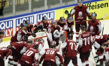 Латвия стала худшей командой чемпионата мира по реализации большинства