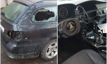 Pieaug BMW apzagšanas gadījumu skaits