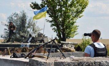 AM akcijā aicina palīdzēt Ukrainas karavīru bērniem sākt skolas gaitas