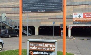 Sods par automazgātavā Rīgā pavadītu laiku – lasītāju izbrīna 'Europark' rēķins