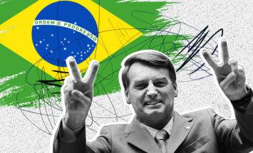 Kas ir 'Tropu Tramps' Bolsonaru: 5 provokatīvas atziņas un plāni