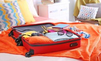 Lai atgrieztos ar prieku – ko ieteicams padarīt mājās pirms došanās ceļojumā