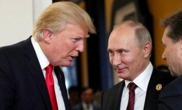 """Трамп заявил, что Путин """"вероятно"""" причастен к отравлениям и убийствам"""