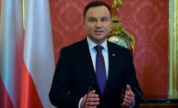 Polijas prezidents aicina uz vienotību NATO