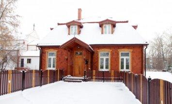 Koka mājas – neaizstājamas? Arhitekta viedoklis par dabai draudzīgo arhitektūru