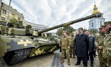 Ukraina cer Pakistānai pārdot 100 'Oplot' tankus