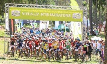 'Vivus.lv' MTB maratons turpināsies ar sacensībām Riekstukalnā
