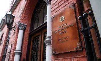 Ventspils dome oktobrī izsolīs tai piederošās 'Baltic International Bank' akcijas