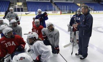 ASV sieviešu un vīriešu hokeja izlases neboikotēs pasaules čempionātu