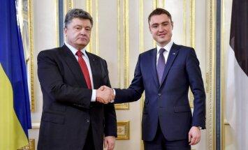 Igaunija uzstās uz Krievijai noteikto ES sankciju paplašināšanu